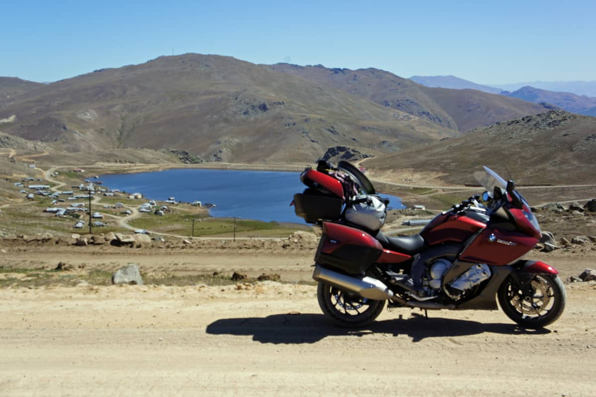 BMW K1600GT in Turkey