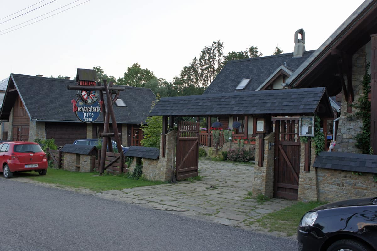 Tatra Mountains Guest House