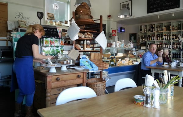 The Village Deli, East Dean near Beachy Head
