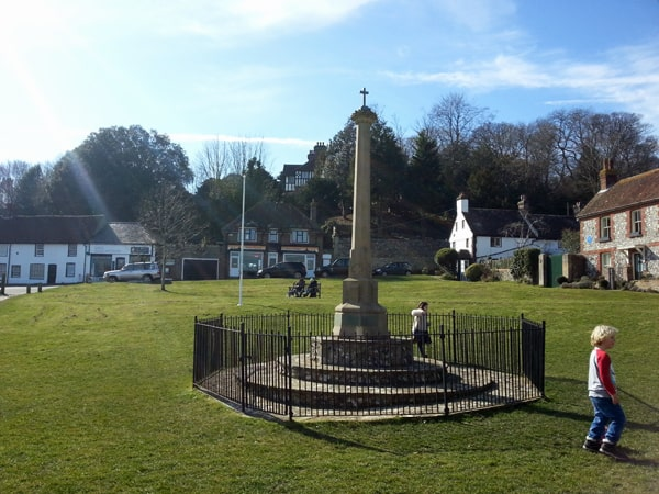 East Dean's Village Green
