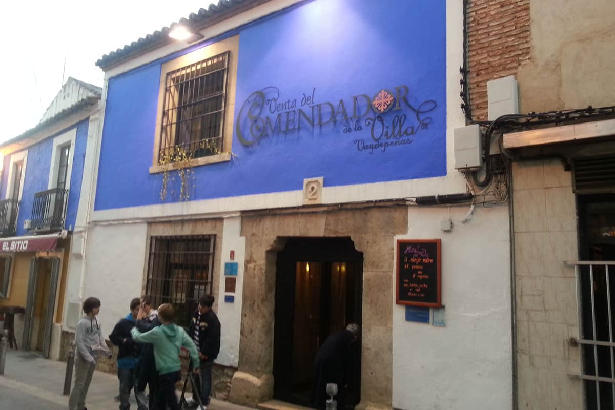 great tapas in valdepenas
