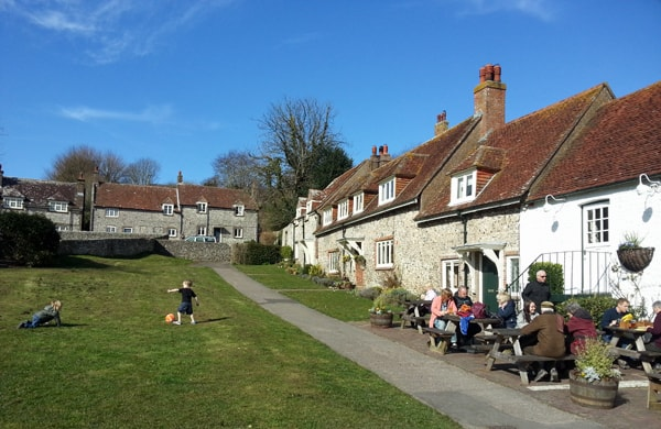 The Tiger B&B and Holiday Cottages at East Dean, East Sussex