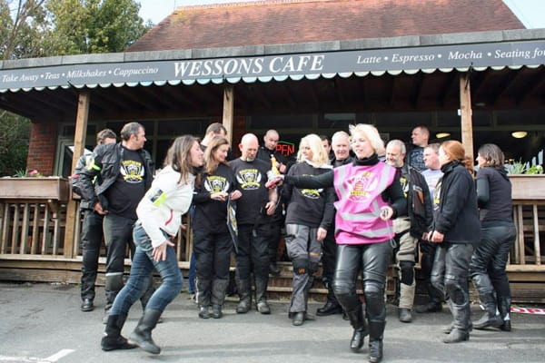 Wessons Cafe Heathfield East Sussex