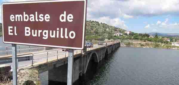 El Burguillo Reservoir
